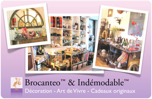 decoration de charme brocante par brocanteo boutique en ligne decoration interieure jardin. Black Bedroom Furniture Sets. Home Design Ideas